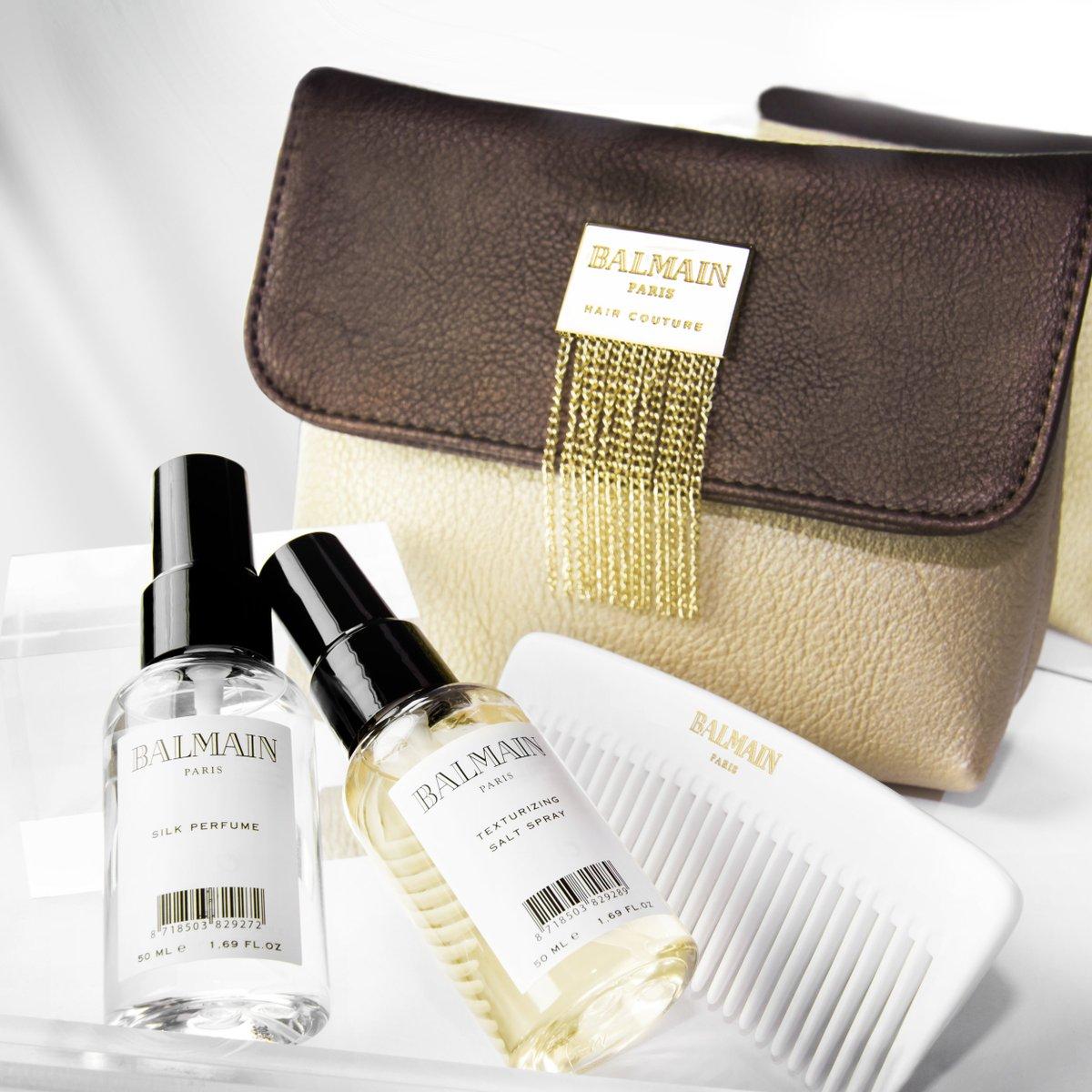 produkty do stylizacji włosów balmain