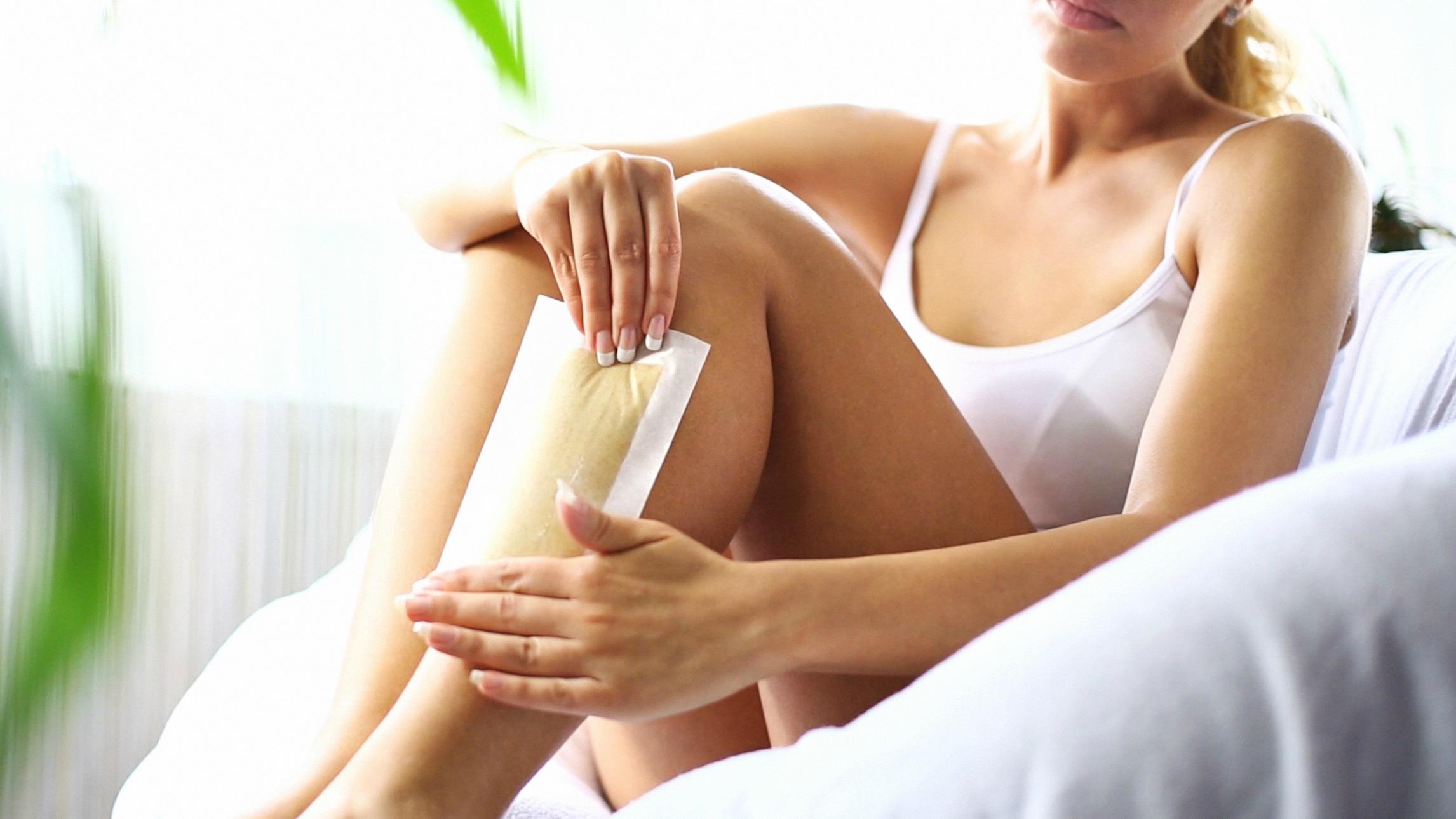 skuteczne sposoby depilacji nóg
