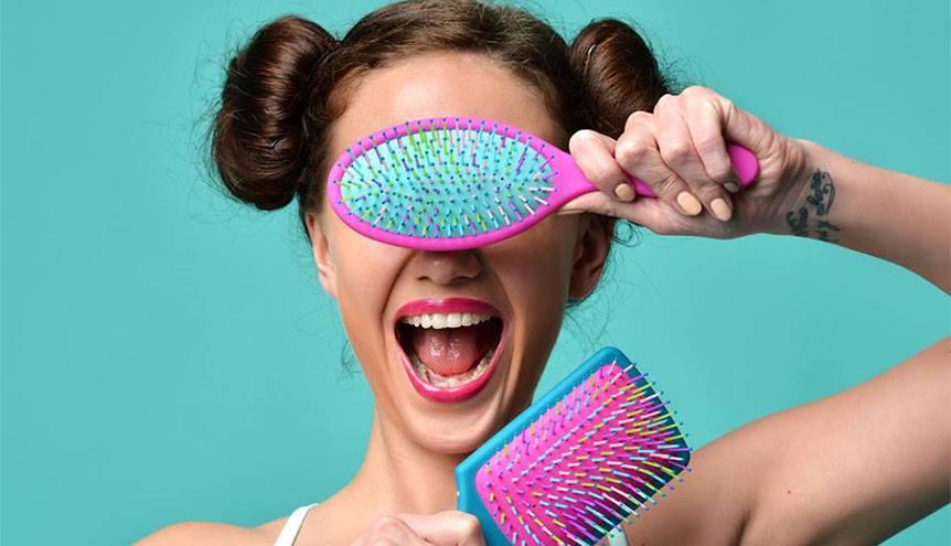 jak dobrać szczotkę do włosów