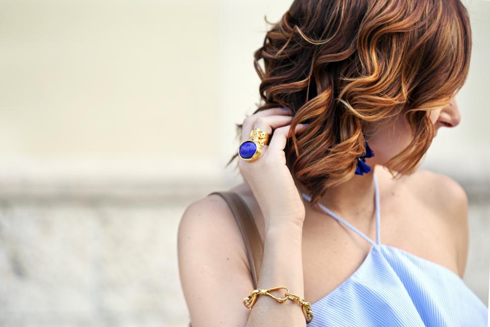 jak zakręcić włosy bez lokówki