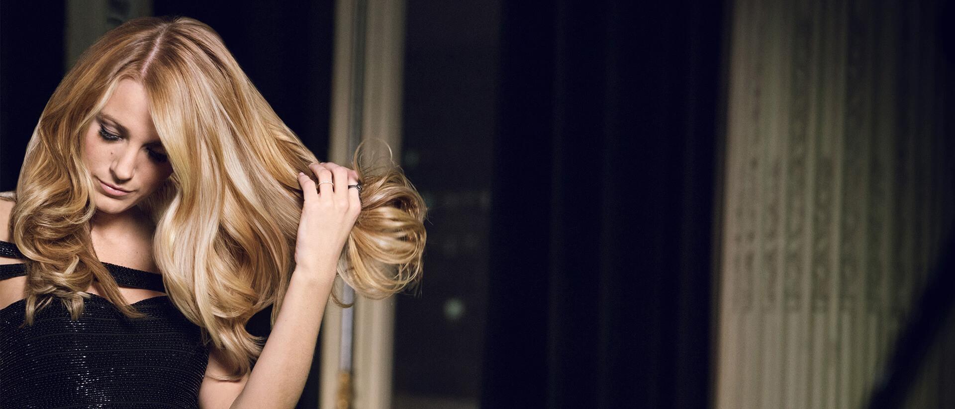 pielęgnacja włosów blond