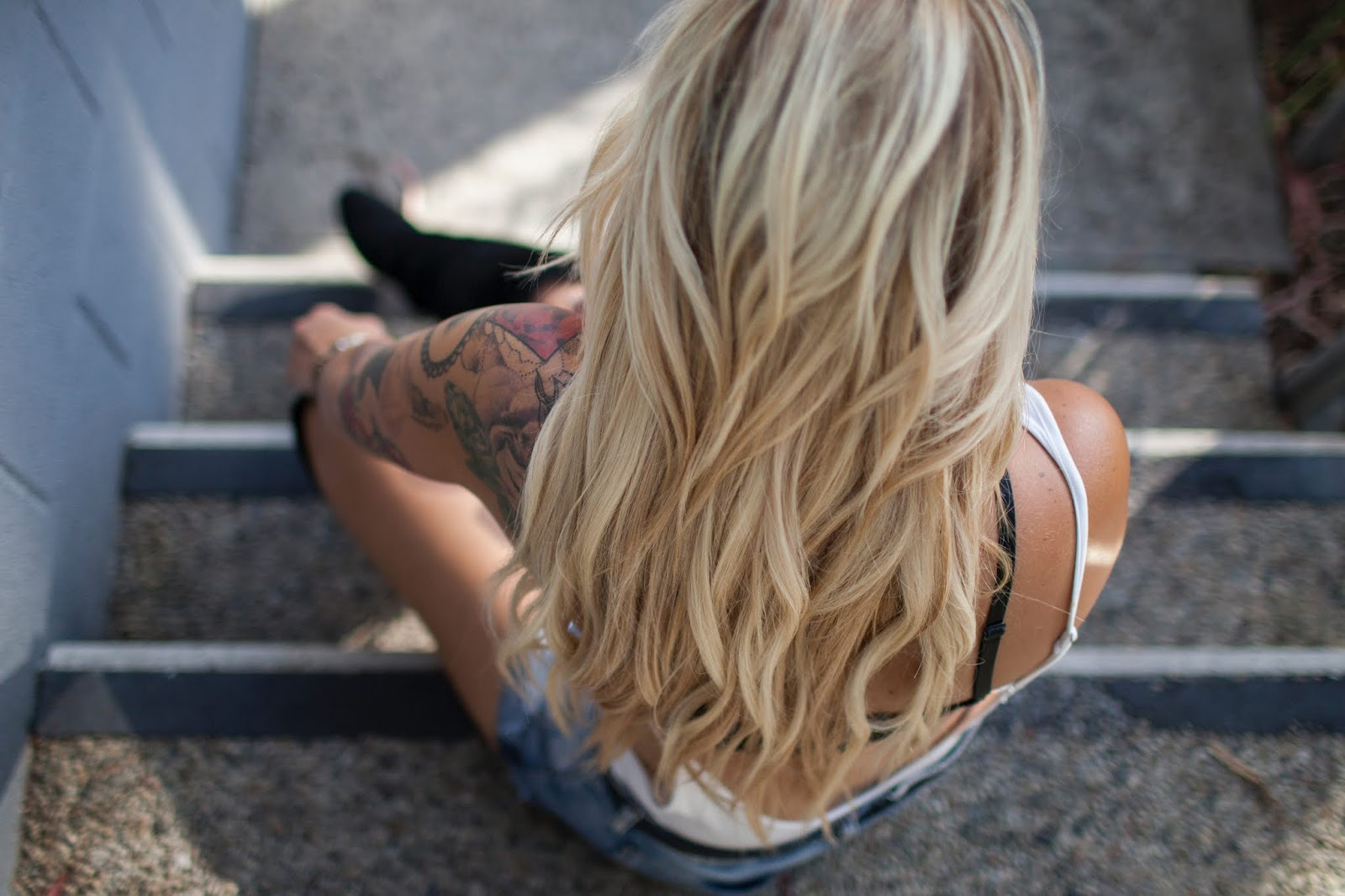 jak poprawnie myć włosy