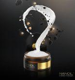nanoil z keratyną maska regenerująca włosy