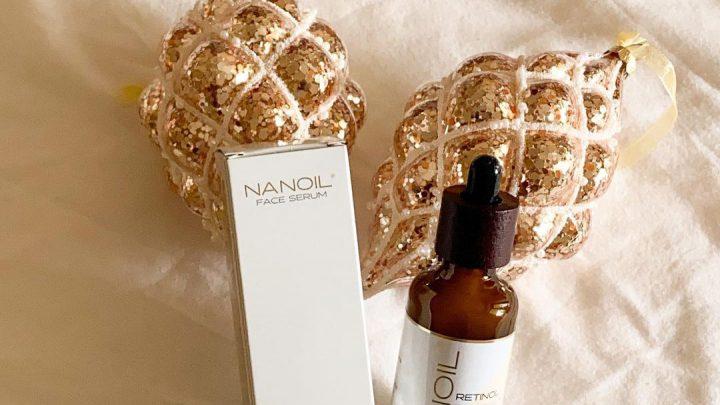 najlepsze serum do twarzy z retinolem Nanoil