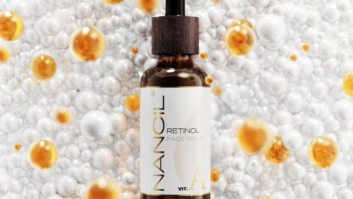 serum nanoil retinol